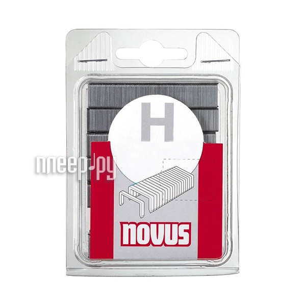 Скобы Novus 37 / 6S 2000шт 042-0369