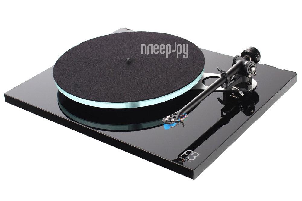Проигрыватель виниловых дисков Rega Planar 3 Elys 2 Black