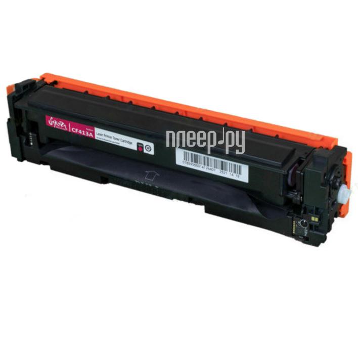 Картридж Sakura SACF413A Magenta для HP LaserJet Pro M452nw / M452dn / M477fnw / M477fdw / M477fdn / M377dw