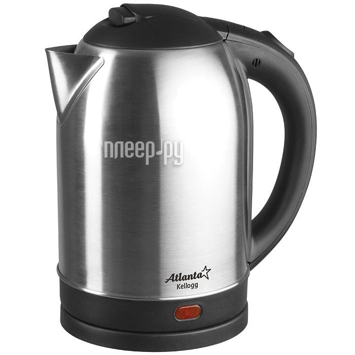 Чайник Atlanta ATH-2432 Black