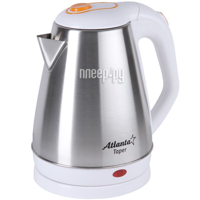 Чайник Atlanta ATH-2433 White