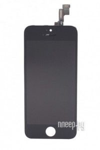 Дисплей Monitor LCD for iPhone 5S Black