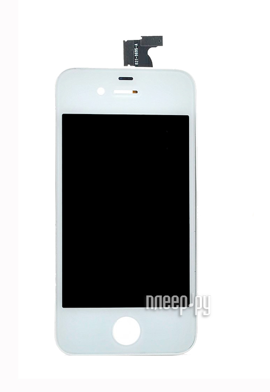 Дисплей Monitor LCD for iPhone 4S White