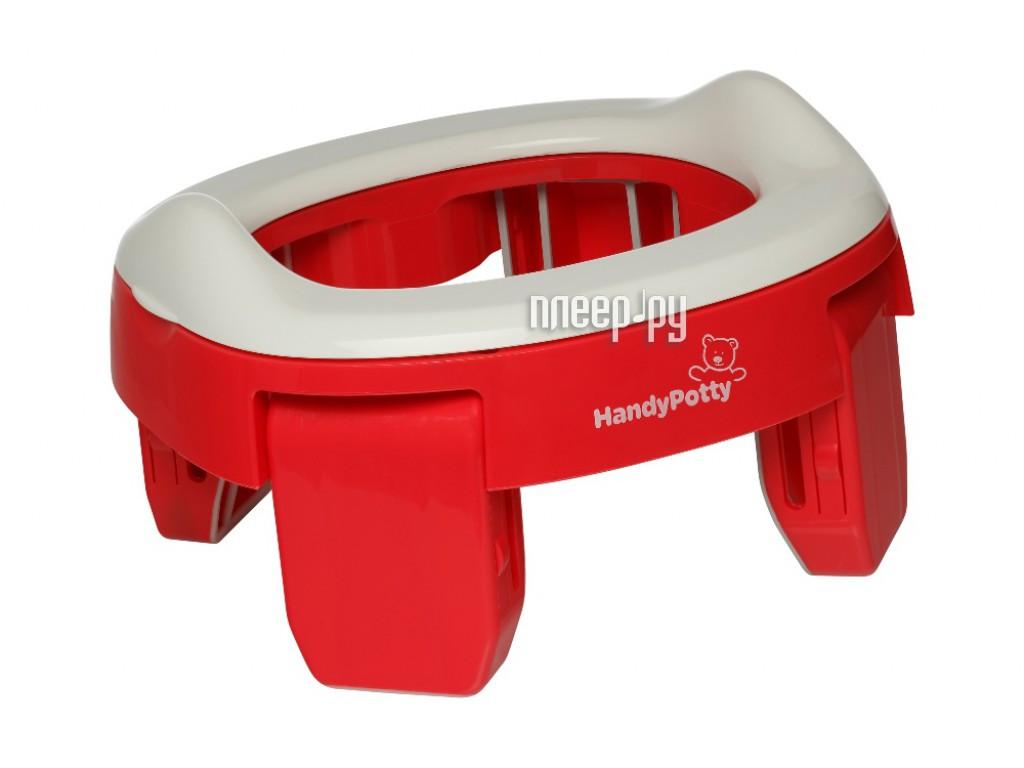 Горшок Roxy-Kids HandyPotty Coral HP-250R