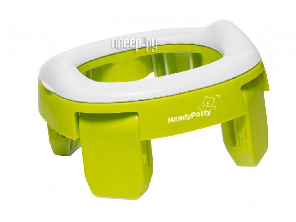 Горшок Roxy-Kids HandyPotty Lime HP-250GR