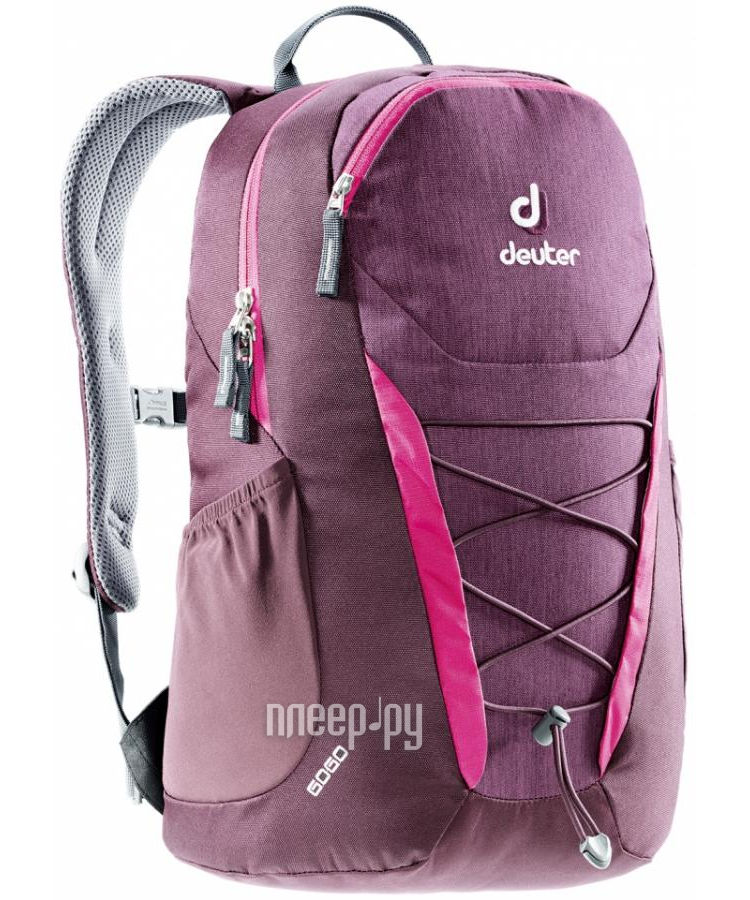 Велорюкзак Deuter 2017 Go Go Blackberry Dresscode 3820016-5032