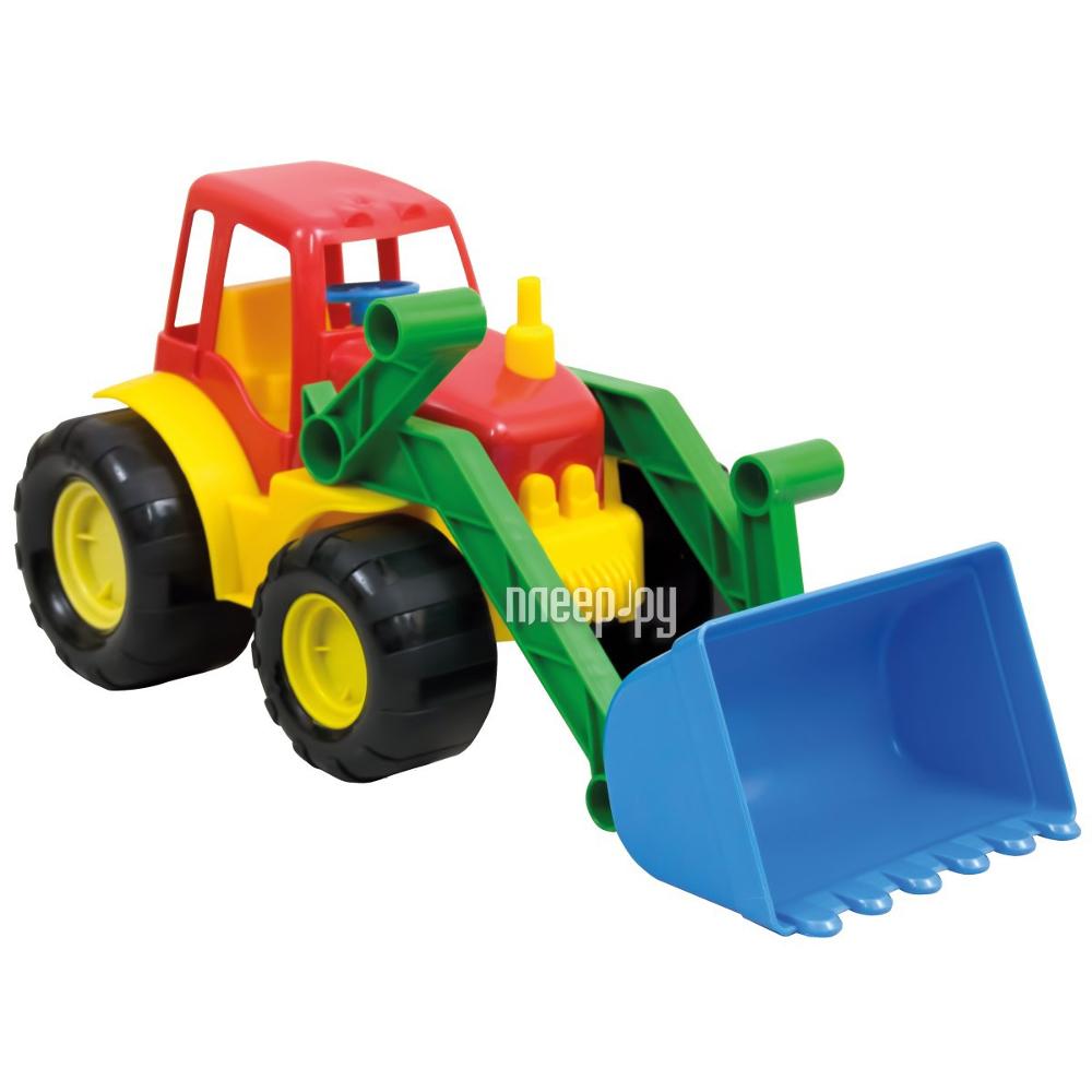Машина Zebratoys Трактор с ковшом Active 15-5224