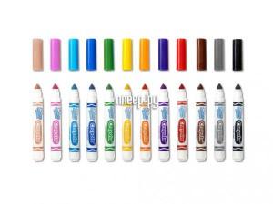 Купить Набор Crayola Фломастеры 12шт 58-8329