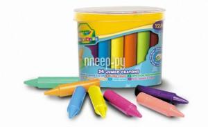 Купить Набор Crayola Восковые мелки 24шт 0784C