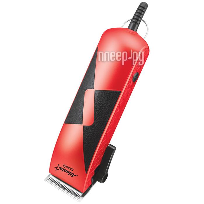 Машинка для стрижки волос Atlanta ATH-6885 Red