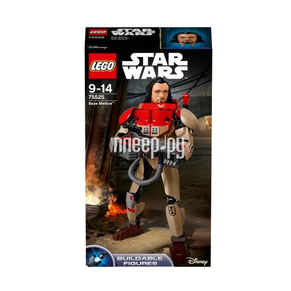 Конструктор Lego Star Wars Бэйз Мальбус 75525 купить