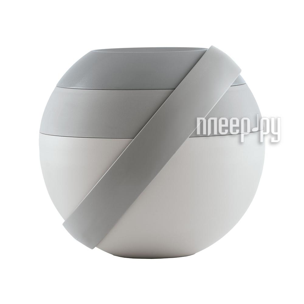 Ланч-бокс Guzzini Zero Grey 100100162