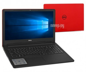 Купить Ноутбук Dell Inspiron 3567 3567-7698 (Intel Core i3-6006U 2.0 GHz/4096Mb/500Gb/DVD-RW/Intel HD Graphics/Wi-Fi/Cam/ 15.6/1366x768/Windows 10 64-bit)