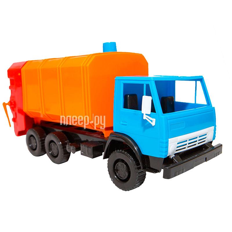 Машина Orion Toys Мусорка 405