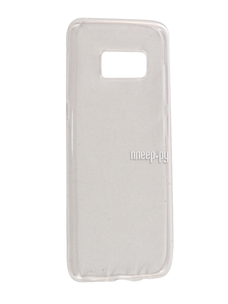 Аксессуар Чехол Samsung G950 Galaxy S8 SkinBox Slim Silicone Transparent T-S-SGS8-005