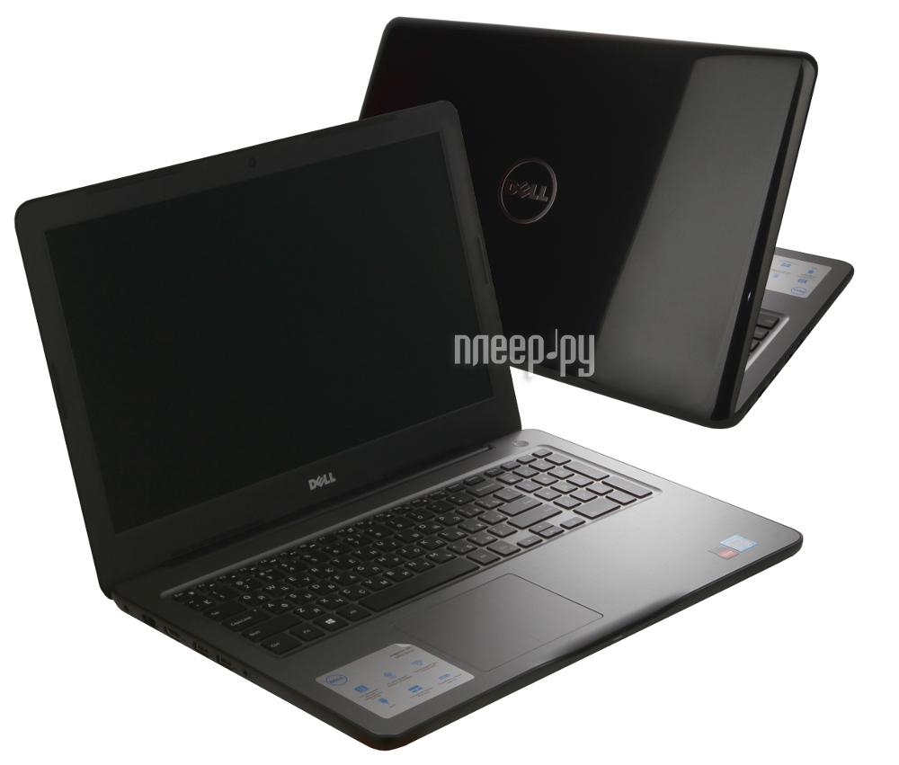Ноутбук Dell Inspiron 5565 5565-3089 (AMD A9-9400 / 8192Mb / 1000Gb / DVD-RW / AMD Radeon R5 / Wi-Fi / Bluetooth / Cam / 15.6 / 1366x768 / Linux)