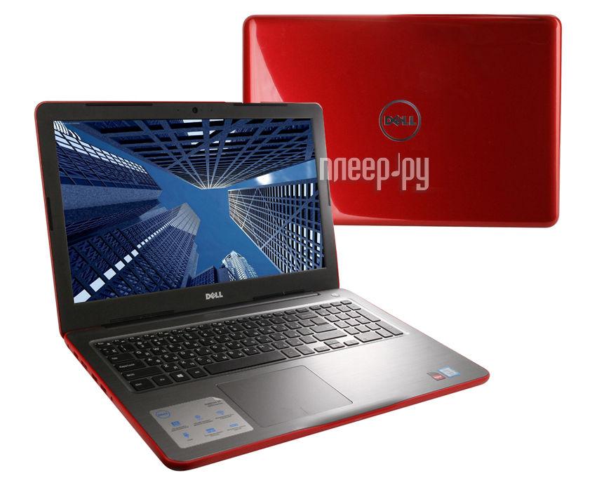 Ноутбук Dell Inspiron 5565 5565-7773 (AMD A9-9400 / 8192Mb / 1000Gb / DVD-RW / AMD Radeon R5 / Wi-Fi / Bluetooth / Cam / 15.6 / 1366x768 / Windows 10 64-bit)