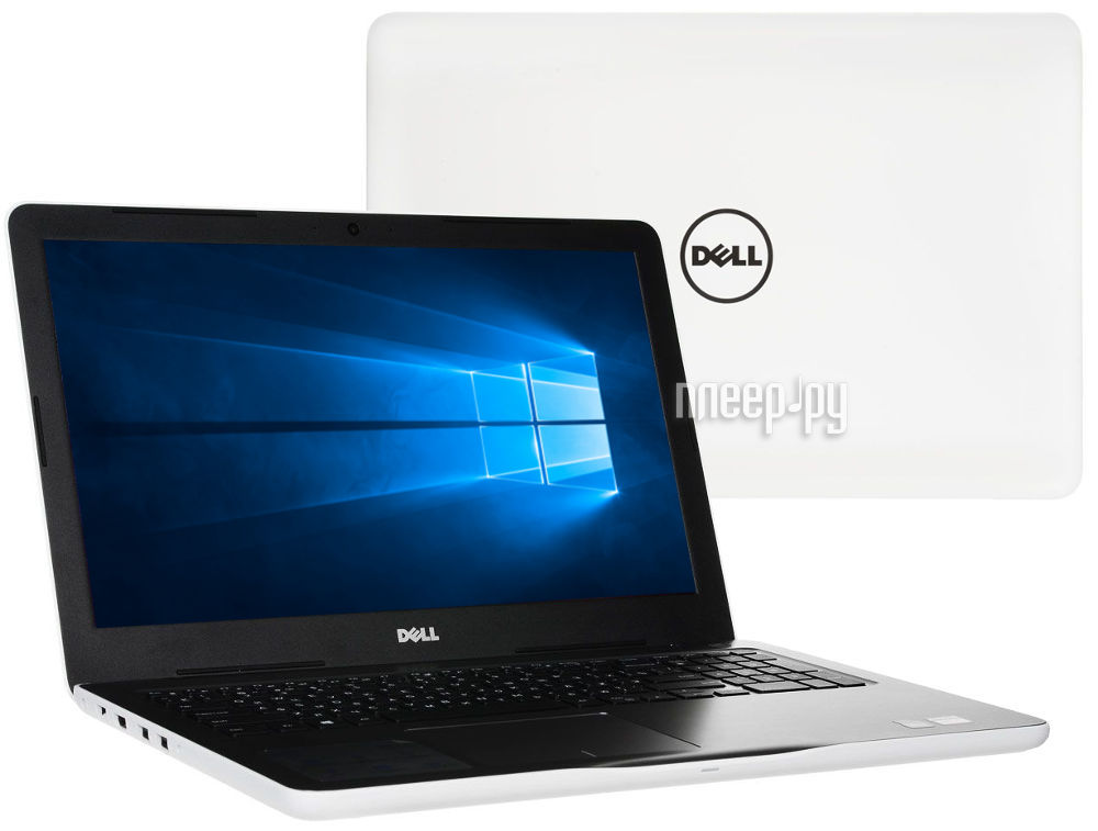 Ноутбук Dell Inspiron 5565 5565-7483 (AMD A10-9600P 2.4 GHz / 8192Mb / 1000Gb / DVD-RW / AMD Radeon R7 M445 4096Mb / Wi-Fi / Bluetooth / Cam / 15.6 / 1920x1080 / Windows 10 64-bit)
