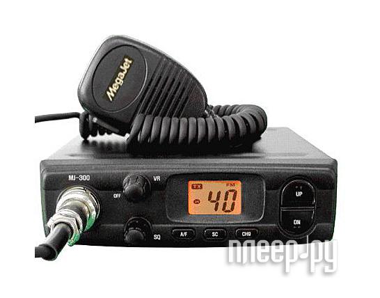 Радиостанция CB MegaJet MJ-300.