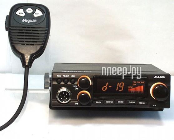 Рация Megajet MJ-600