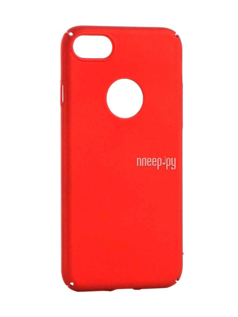 Аксессуар Чехол Apres Hard Protective Back Case Cover для APPLE iPhone 7 Red купить