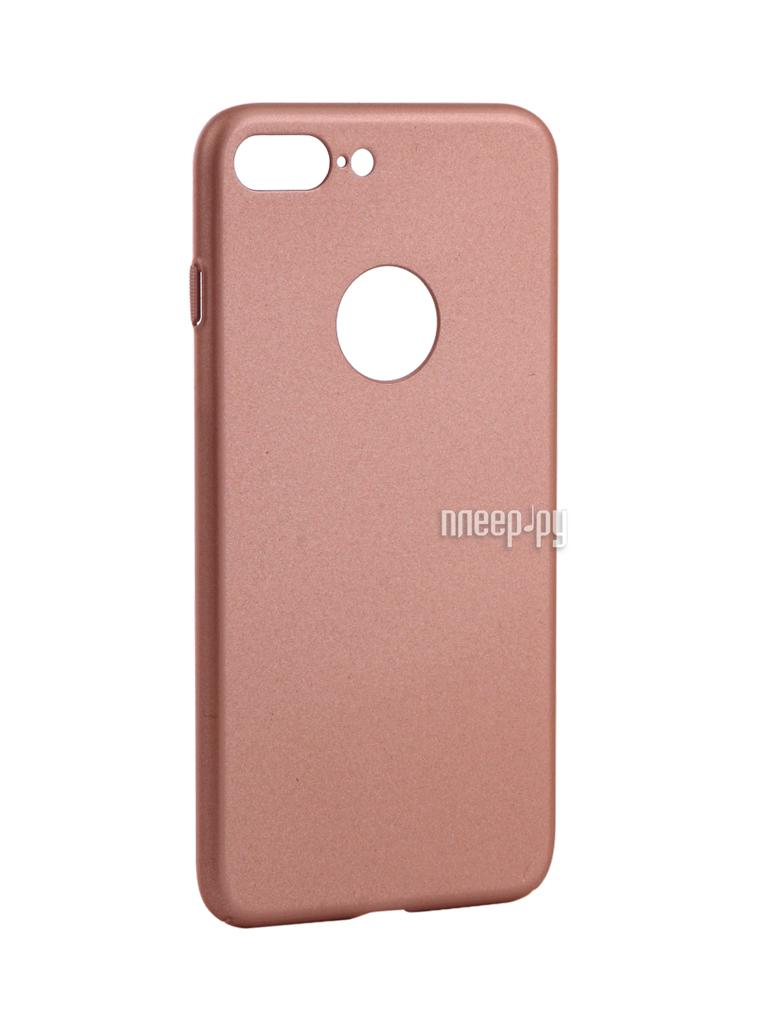Аксессуар Чехол Apres Hard Protective Back Case Cover для APPLE iPhone 7 Plus Rose Gold