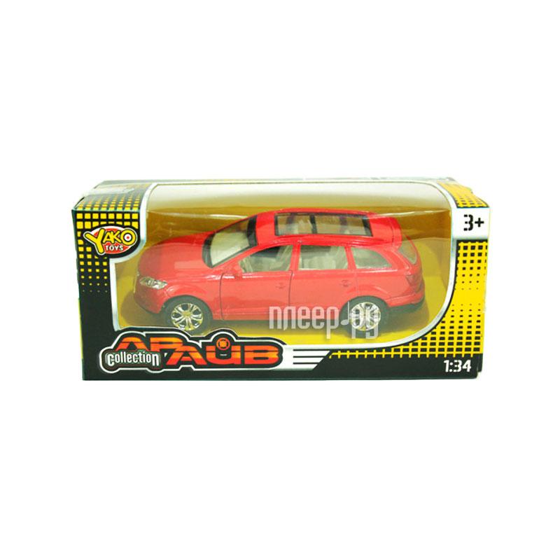 Машина Yako M6137