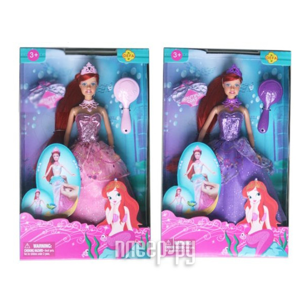 Кукла Defa Lucy Русалка 8188