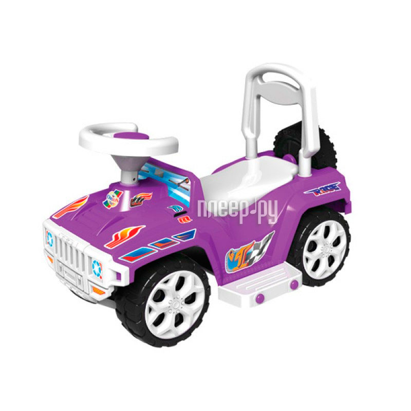 Игрушка Orion Toys Каталка Ориончик Purple 419-PUR купить
