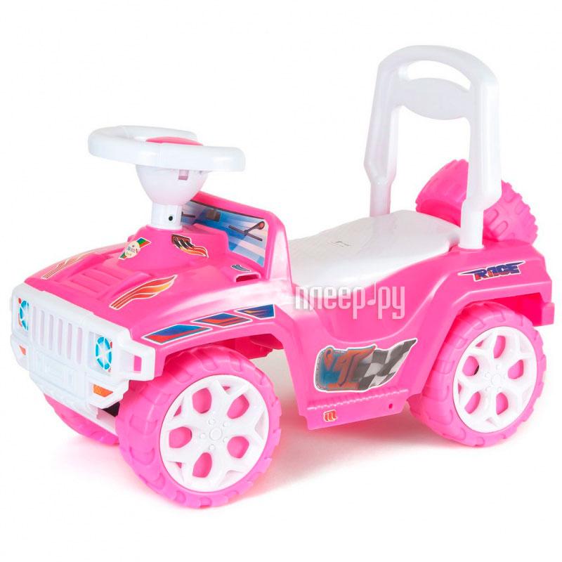 Игрушка Orion Toys Каталка Ориончик Pink 419-PIN