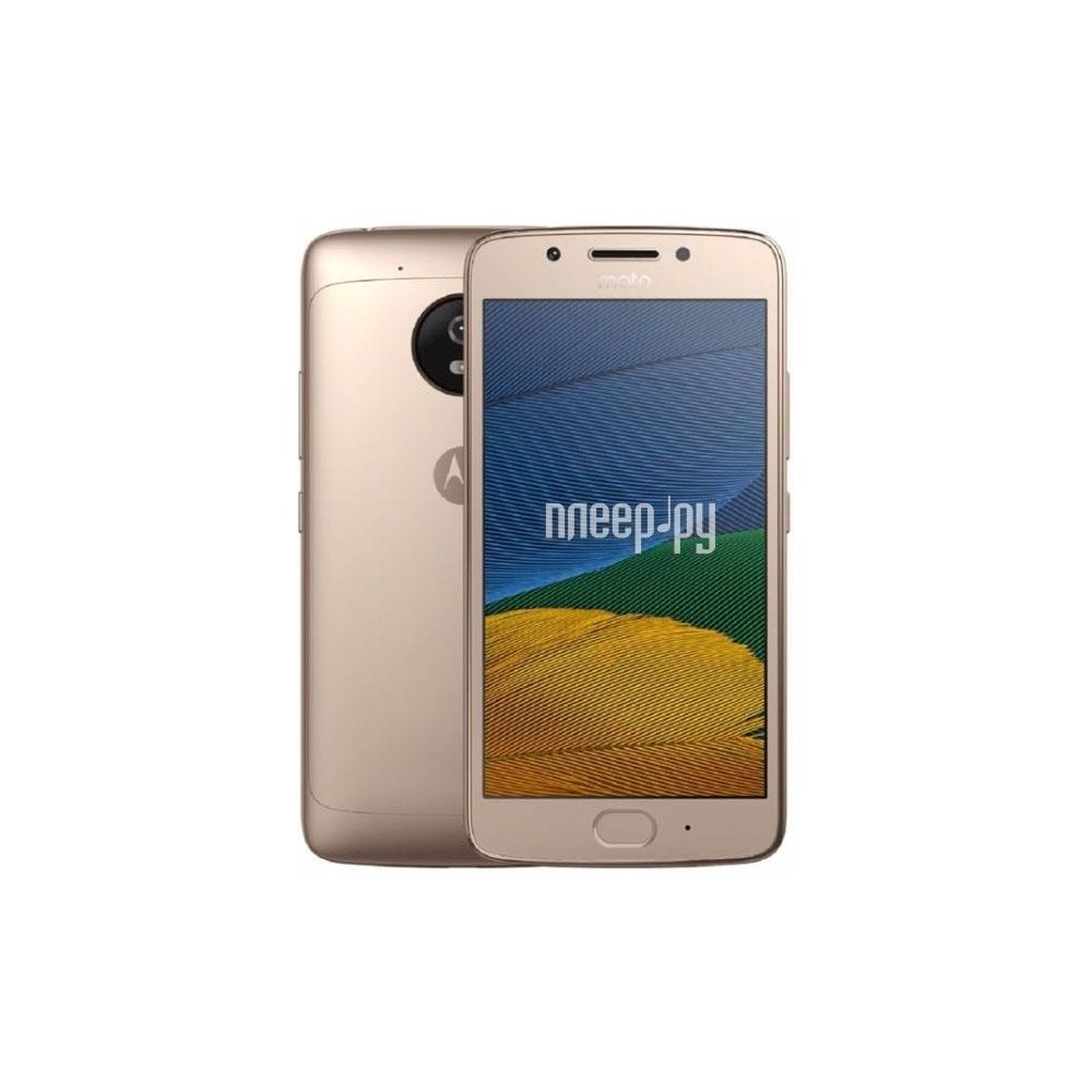 Сотовый телефон Motorola Moto G5 16Gb XT1676 Gold