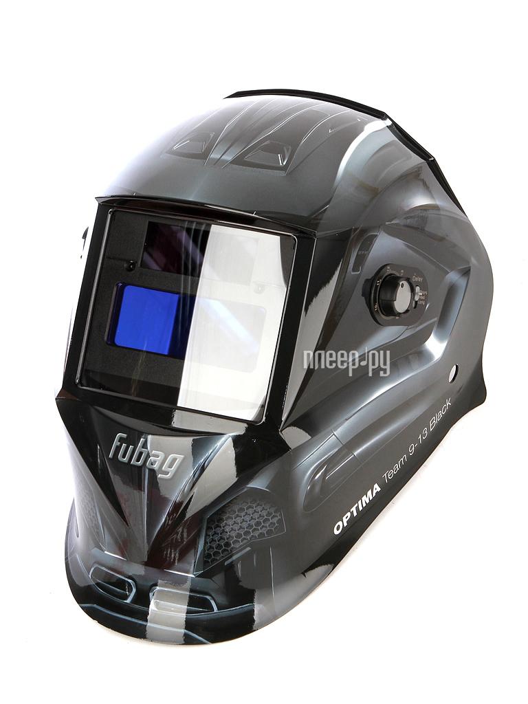 Маска сварщика Fubag Optima Team 9.13 Black 38074
