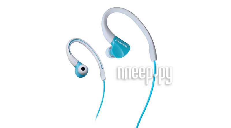 Наушники Pioneer SE-E3-GR Turquoise