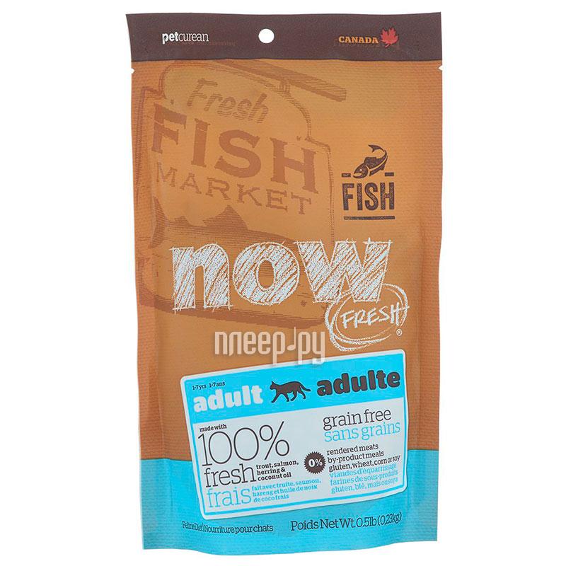 Корм NOW FRESH Беззерновой c Форелью и лососем 230g чувствительного пищеварения,для взрослых кошек 42853
