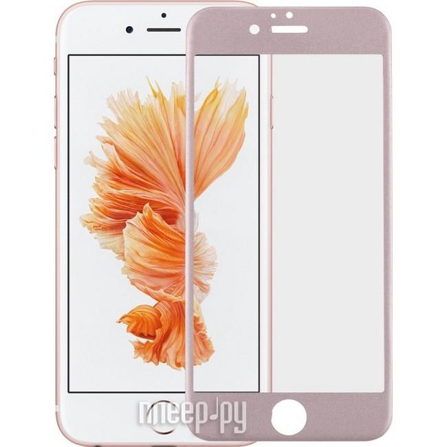 Аксессуар Защитное стекло Cojess Glass Pro Full Screen Cover 3D 0.33mm для APPLE iPhone 6 / 6S Pink