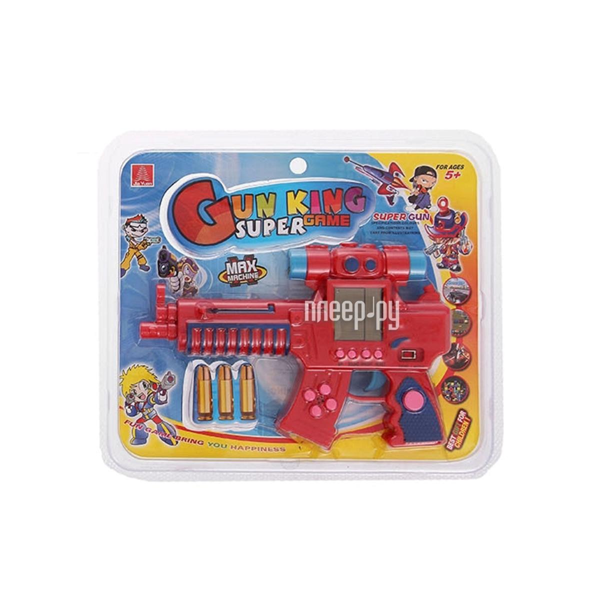 Игрушка СИМА-ЛЕНД Автомат JY-2042A Микс 1073334