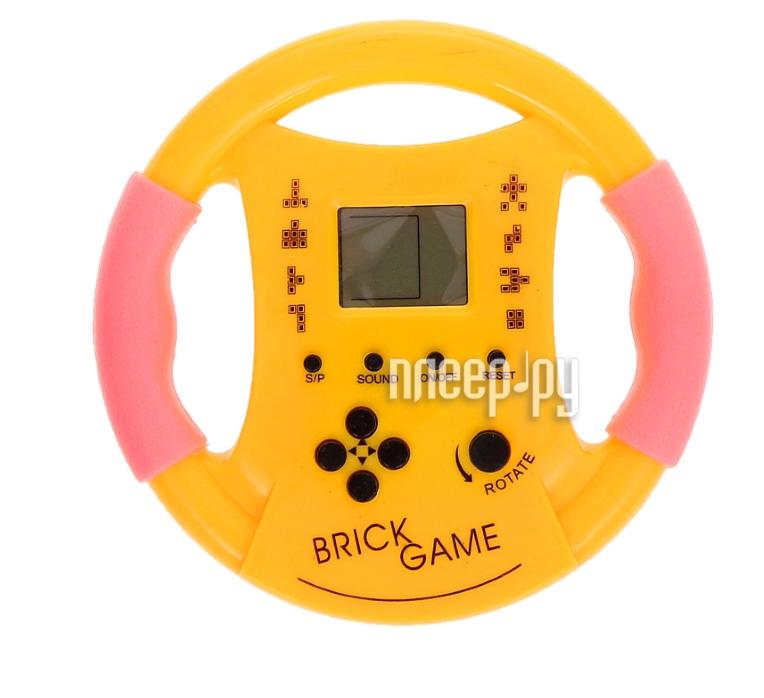 Игрушка СИМА-ЛЕНД Гоночный руль JD-6035 Микс 1073330