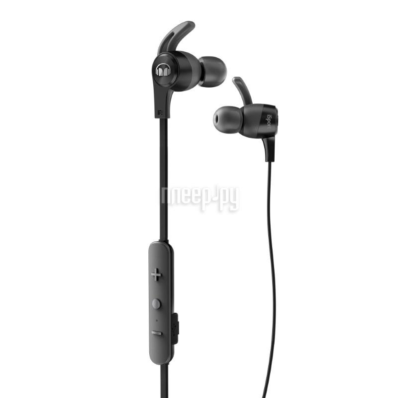 Гарнитура Monster iSport Achieve Bluetooth Black In-Ear Wireless 137089-00