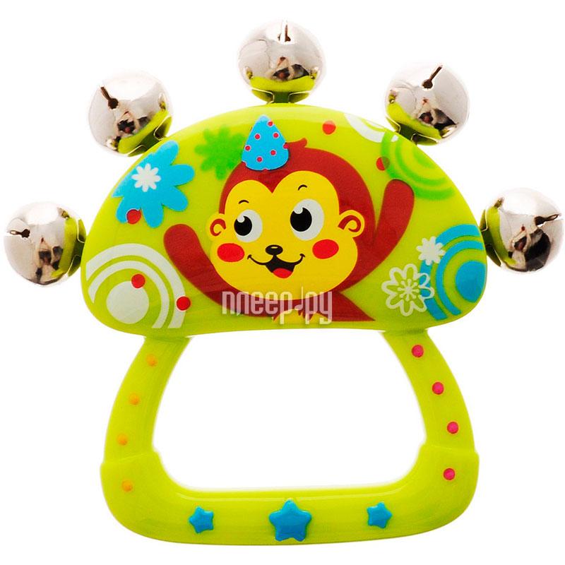 Игрушка Huile Toys Погремушка с бубенчиками Y61237