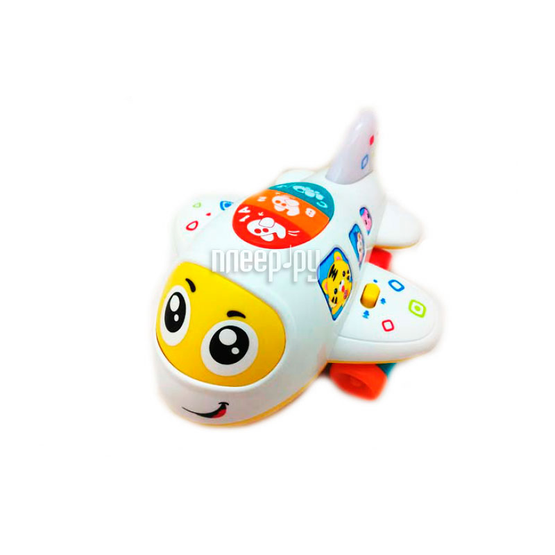 Игрушка Huile Toys Самолет Y61250