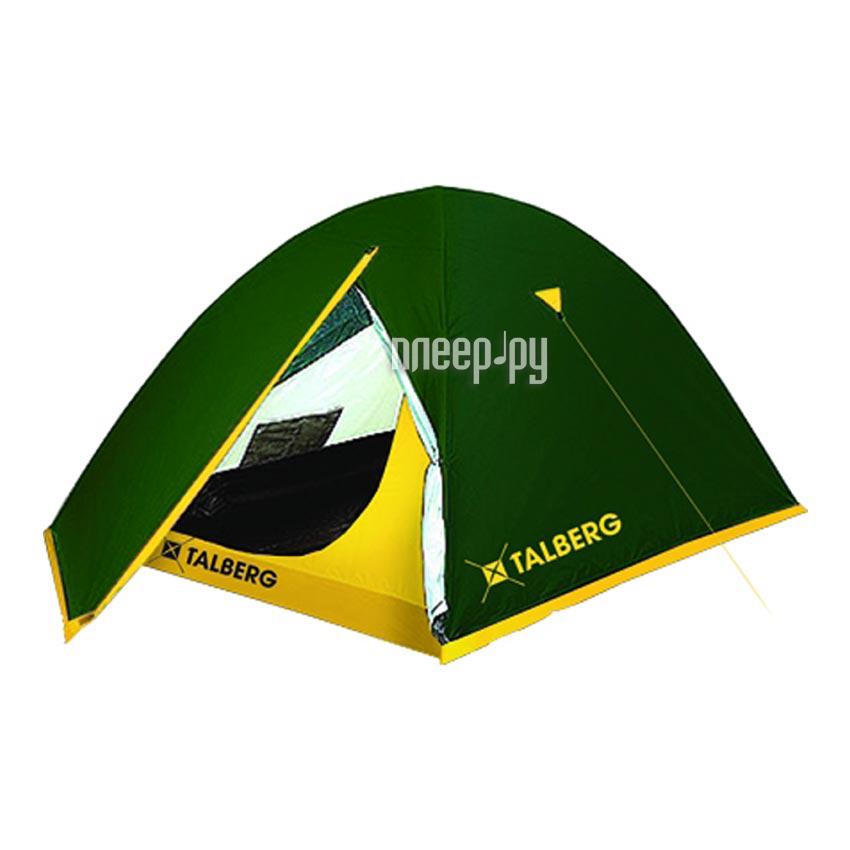 Палатка Talberg Sliper 3 Green