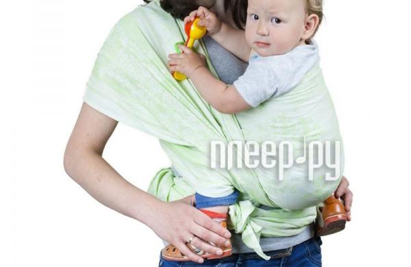 Слинг Чудо-Чадо Герба Green СШЛ01-002