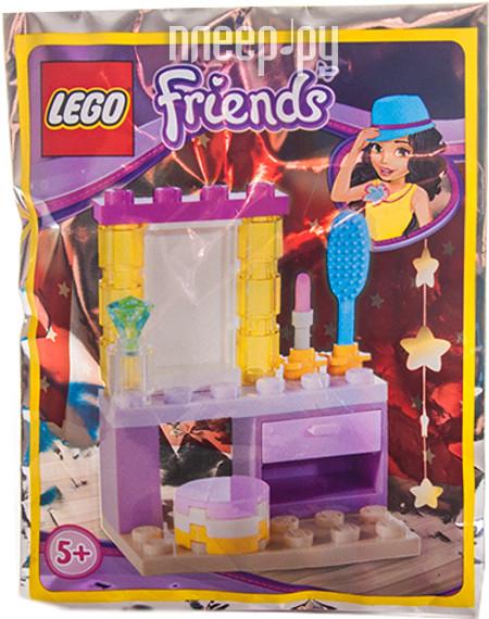 Конструктор Lego Friends Туалетный столик 561502