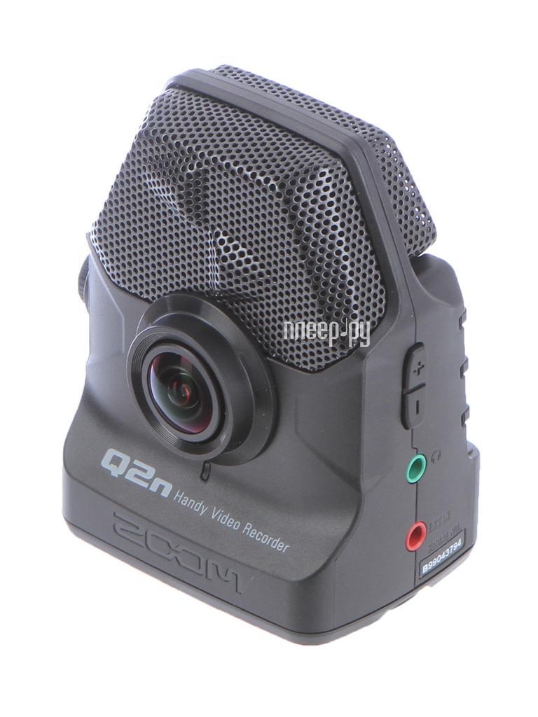 Видеорекордер Zoom Q2n купить