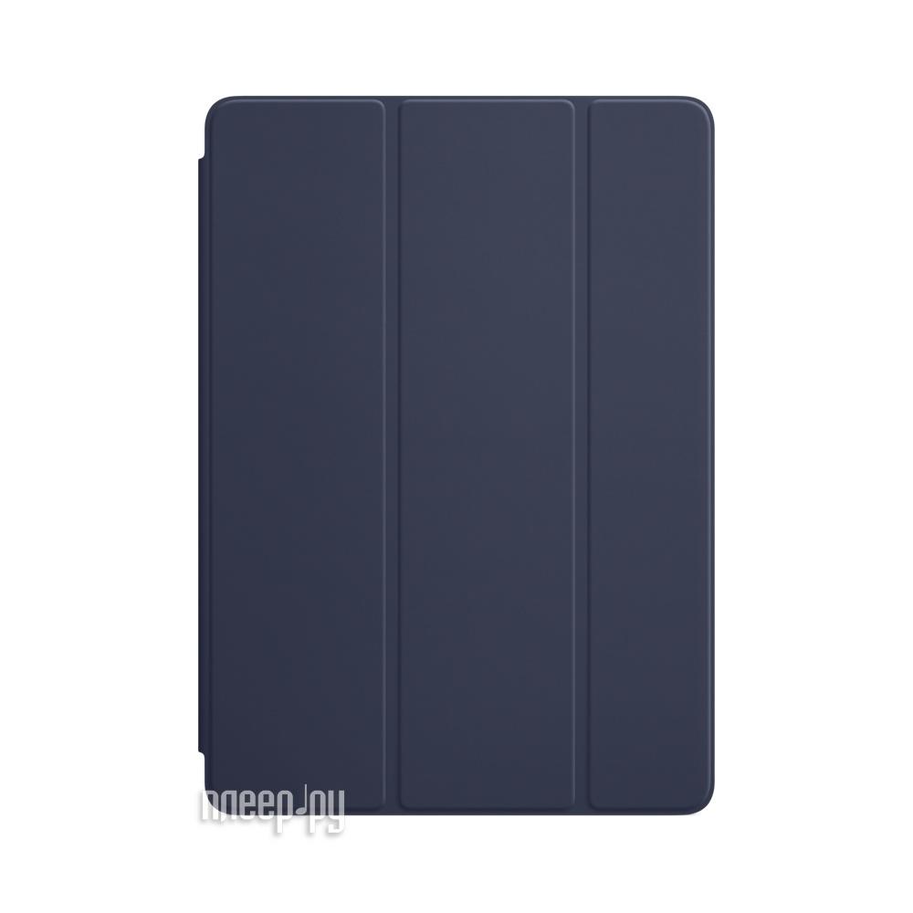 Аксессуар Чехол APPLE iPad / iPad Air 2 Smart Cover Midnight Blue MQ4P2ZM / A купить