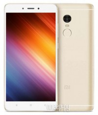 Сотовый телефон Xiaomi Redmi Note 4 4Gb RAM 64Gb Gold