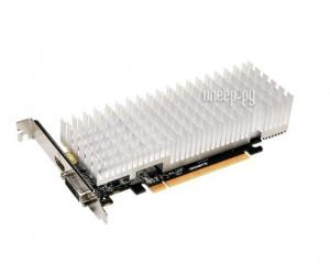 Купить Видеокарта GigaByte GeForce GT 1030 1227Mhz PCI-E 3.0 2048Mb 6008Mhz 64 bit DVI HDMI HDCP Silent Low Profile GV-N1030SL-2GL