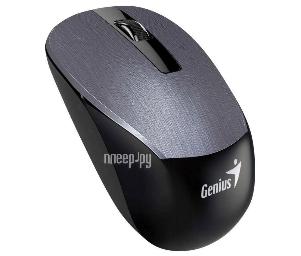 Мышь Genius NX-7015 USB Iron Gray