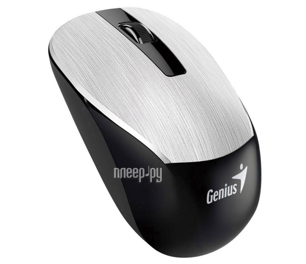 Мышь Genius NX-7015 USB Silver