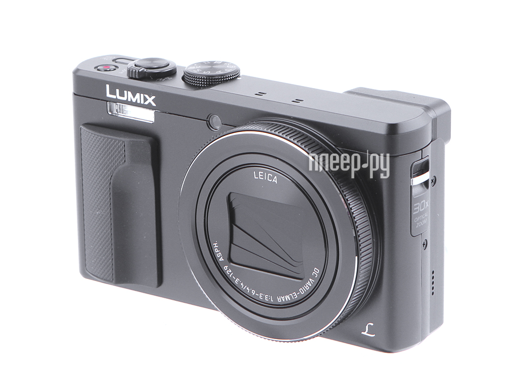 Фотоаппарат Panasonic DMC-TZ80 Lumix Black